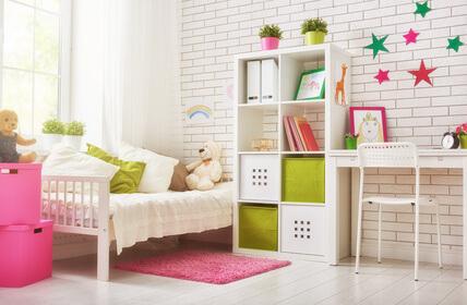 On Fait Le Point Sur Quelques Astuces Pour Aménager Une Chambre Pour 2  Enfants.