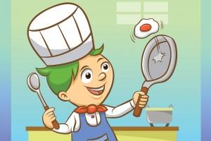 decouverte de cuisine