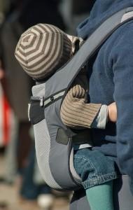 un portage bebe