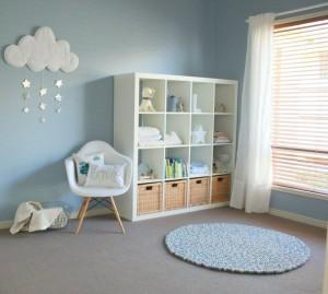 Decoration de la chambre de bébé