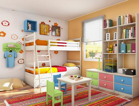 Une chambre pour enfant