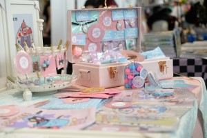 une baby shower