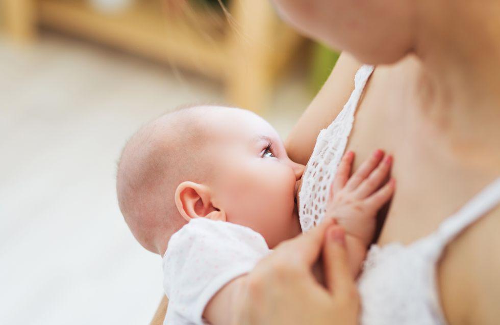 soutien-gorge d'allaitement